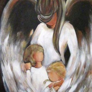 imagenes de angeles mujeres