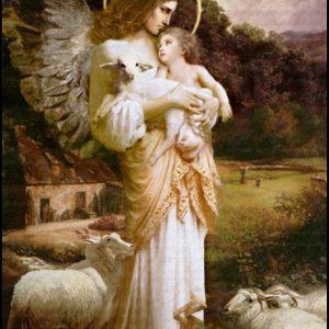 imagenes de angeles y demonios