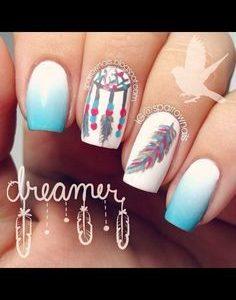 imagenes de uñas acrilicas