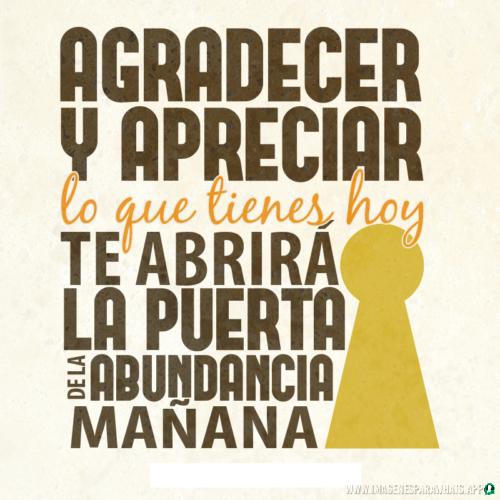 Frases de Agradecimiento (1)