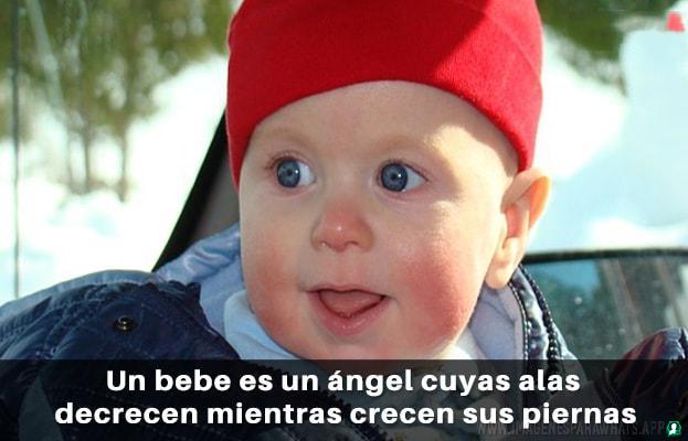 Imagenes de Bebes con Frases (41)